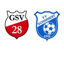 ST GSV'28/Schimmert JO10-1 - Geulsche Boys JO10-2G @ Sportpark Jean Nijsten veld 2
