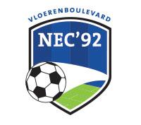 NEC92/vloerenboulev. 1 - Geulsche Boys 1 : @ Sportpark Varenbeuk